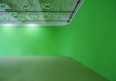 Stage 1 – Green Screen